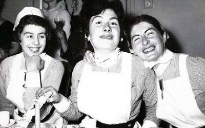 Sixty Years of Nursing Life